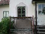 Bara avfärgning och fönstertvätt kvar