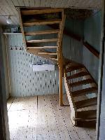Fel trapp på fel plats i fel hus