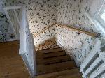 Trappan i sitt ursprungliga hus